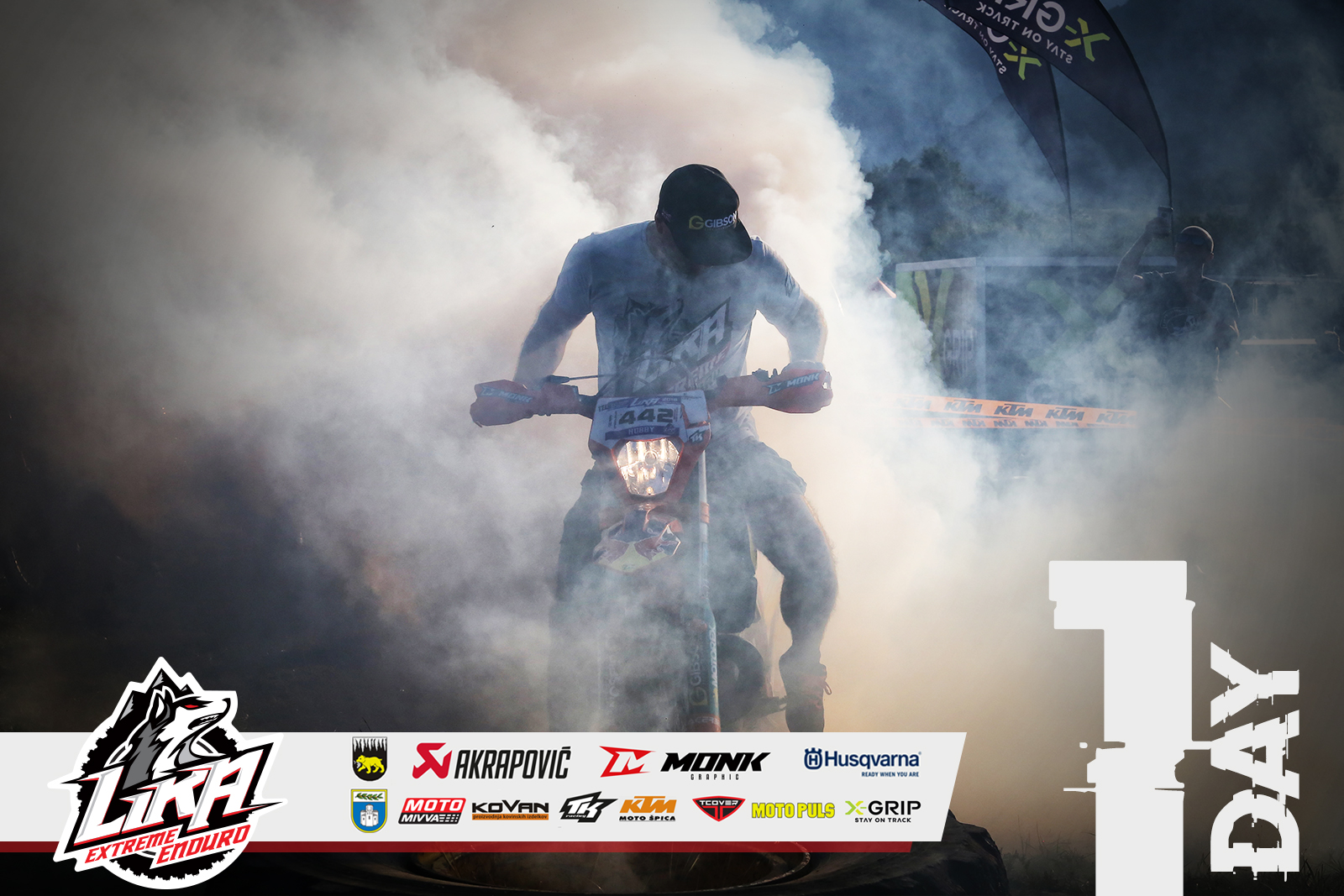 1 day till open registration for Extreme Enduro Lika 2019